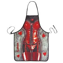 Kitchen Present Popular Leather Kitchen Apron Buy Cheap Leather Kitchen Apron Lots
