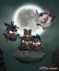 Daniel Noll - Angry Birds Evolution Halloween 2019