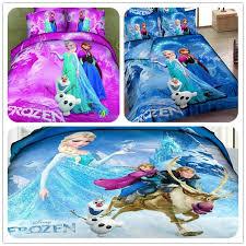 frozen bedding elsa anna bedding for girls 100 cotton