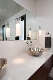 custom bathroom lighting. Modern Bathroom Lighting With Floating Vanities Custom Wenge L