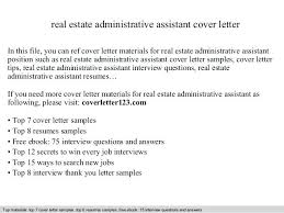 Collection Of Solutions Free Administrative Cover Letter Samples