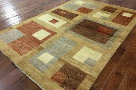 earth tone color rugs 4 x 8 area rug handmade extraordinary ideas oriental categories hand knotted