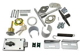 lock kit for clopay garage doors ref 5112109 part