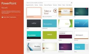 Powerpoint 2013 Template Location 10 Ways Powerpoint 2013 Gets More Polish Pcworld