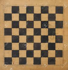 Vintage Wooden Board Games Vintage Wooden Game Board For Playing Draughts Or Checkers Stock 44