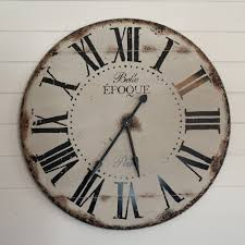 cheery belle epoque extra large wall clock belle epoque extra large wall clock gift full