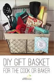 gift basket idea for the cook sweetlemonmade