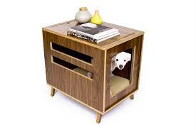 modern pet furniture. dwell crate modern pet furniture