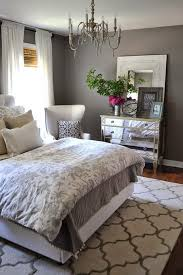 some finishing touches to our gray guest bedroom dear lillie exactly want i m looking for my gray walls with that area rug do you kmow where i cam get one