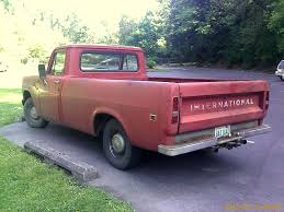 What's On First: 1972 International Harvester Pickup Truck Photos