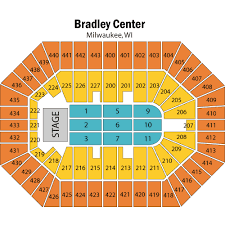Bmo Harris Bradley Center Tickets The Bmo Harris Bradley
