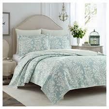 Quilt Set : Bedding Sets & Collections : Target & Rowland Quilt Set - Laura Ashley® Adamdwight.com