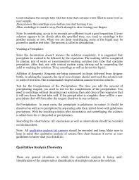 Chemistry Qualitative Analysis Flow Chart Your Complete Guide To Qualitative Data Analysis