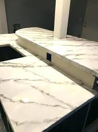 white concrete countertops marble metallic recipe countertop mix canada