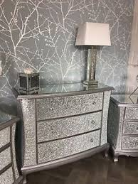sparkly bedroom furniture. Sparkly Silver Mirrored As Grey Bedroom Ideas Furniture For