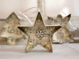 Weihnachtssterne Basteln Anleitung Zum Basteln Aus Garn Und
