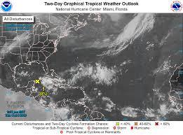 Atlantic Basin Hurricane Tracking Chart National Hurricane Center Miami Florida Atlantic 2 Day Graphical Tropical Weather Outlook