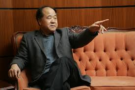 Image result for mo yan image