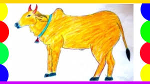 Perfect for chinese new year, or perhaps a nativity scene. How To Draw Ox Easy Step By Step Super Easy And Simple How To Draw An Ox For Beginners Youtube