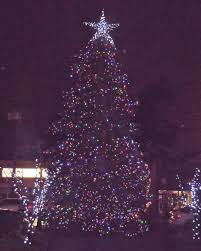 mineola christmas tree lighting