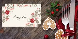 Holiday Placecards Craft Free Printable Holiday Place Cards Taylor Bradford
