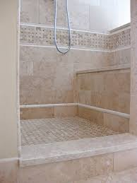 how to install subway tile in a shower niche