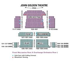 John Golden Theatre Seating Chart Nyc Slave Play