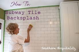 How To Grout Tile Backsplash Interesting Decorating Design