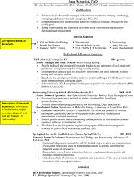 How to convert your academic/science CV into a resume