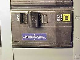 how to install a new circuit breaker in a main or sub panel Homeline Breaker Box Wiring Diagram turning off the power to the sub panel by switching off the supply breaker at homeline 100 amp breaker box wiring diagram