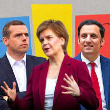 Scottish election 2021: a visual guide ...