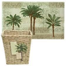 bathroom com bacova guild citrus palm bath rug bathroom tree rugs com bacova guild citrus
