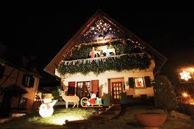 Small Picture Christmas Decorations Outside House karinnelegaultcom