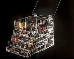 glamourcube original rounded handles 100 virgin raw acrylic luxury celebrity acrylic makeup