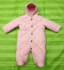 Polo Ralph Lauren Baby Girl Quilted Barn Footed Bunting Snowsuit ... & Polo Ralph Lauren Baby Girl Quilted Barn Footed Bunting Snowsuit 6m Infant  $115 Adamdwight.com