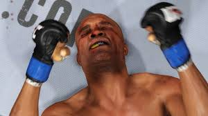 UFC 3 Gameplay - Jon Jones vs Anderson Silva - YouTube