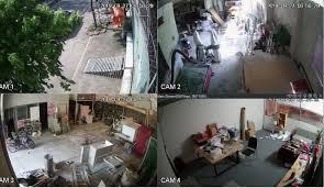 Lắp Đặt Camera Quan Sát WIFI Dành Cho Kho Hàng - camera giám sát
