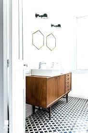 mid century modern mirror vanities mid century modern bathroom vanity how a mid century chandelier can mid century