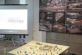Студентки Строгановки защитили дипломную работу по созданию  Анна Борматова и Дария Рашнакова создали архитектурный макет арт пространства которое должно стать визитной карточкой Технополиса Молодые архитекторы