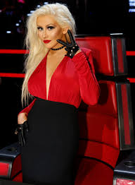 the voice live playoffs episode 1012b pictured christina aguilera