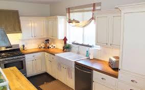 wooden kitchen worktops brown wooden laminate flooring full wood traditional kitchen stainless steel swivel bar stool white tile backsplash white high gloss