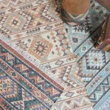 ikat area rug 6x9 aqua turquoise blue tribal 8 x global safavieh ikat ivory blue area rug