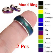 Green Mood Ring Colors Meaning Foto Ring And Wallpaper
