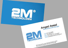 tech business card 2m technology business card dong