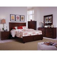 Espresso Brown Contemporary 6 Piece Full Bedroom Set Diego rcwilley image1 300 r=0
