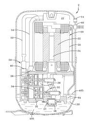 patent us8388318 hermetic crankcase heater google patents patent drawing