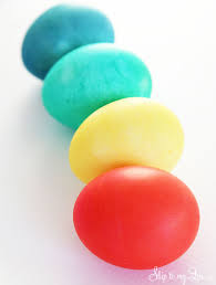 Food Dye Color Chart For Easter Eggs Ultimate How To For Dying Easter Eggs With Food Coloring
