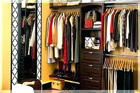 closet system kit full size of organizer dimensions together with and complete systems allen roth installation