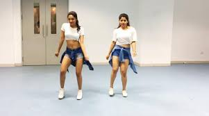 Girl teens dancing video