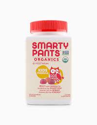 Organics <b>Kids Formula Multi and</b> Omega 3s Probiotics for Digestion ...